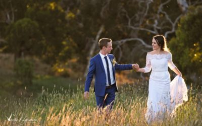 Adelaide Hills Three Gums Wedding, Hahndorf