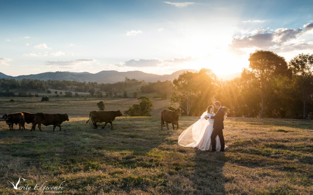 Country Wedding on the Sunshine Coast