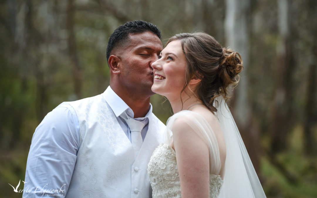 From Suva to Adelaide and married in Sydney!
