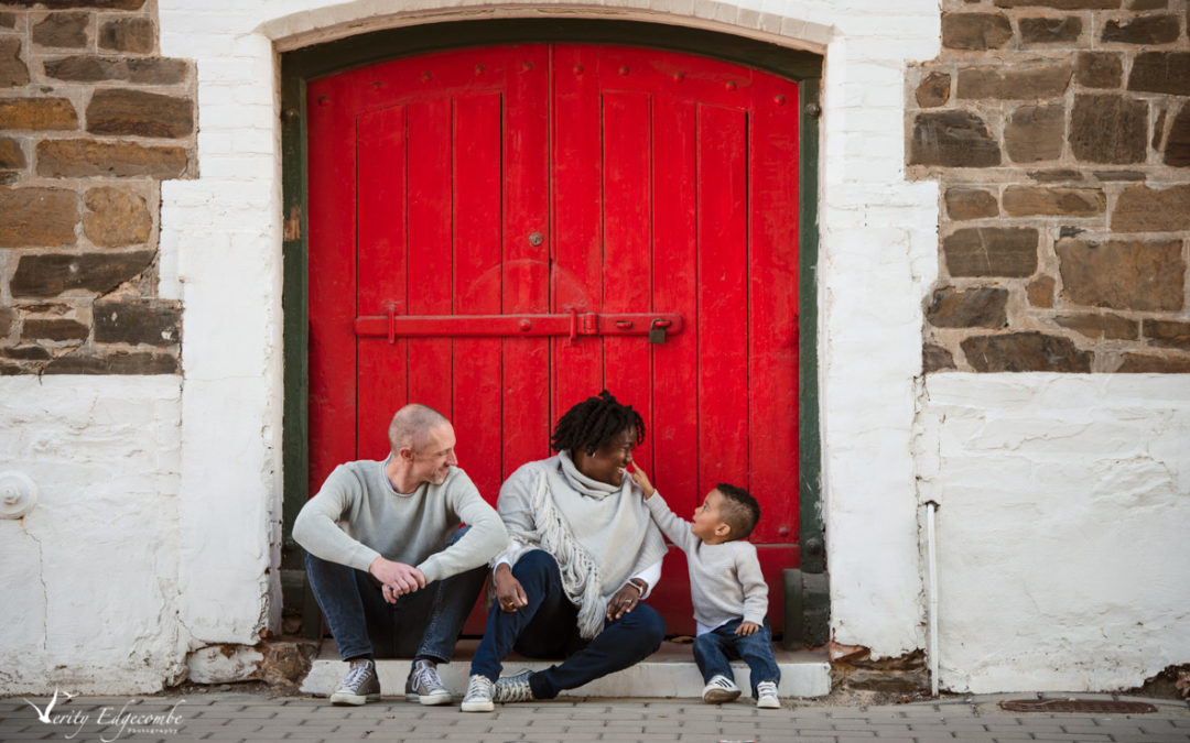 Urban Family Photography in Adelaide