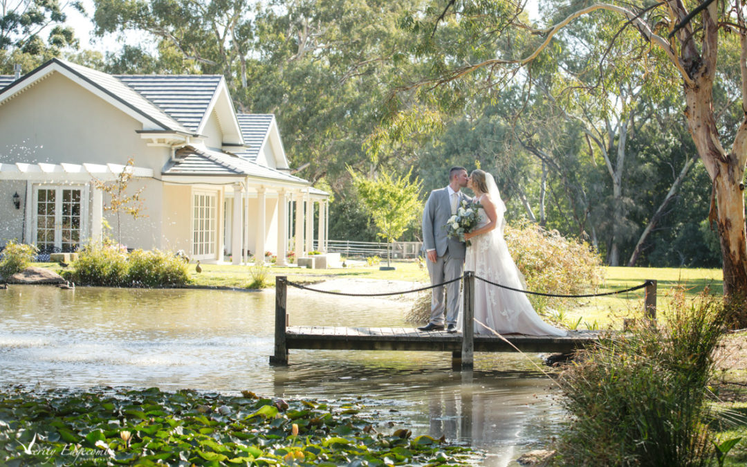 Yatahlia Manor and National Wine Centre Wedding