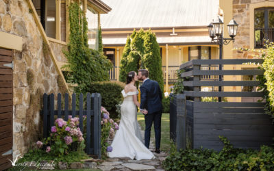 Mt Lofty House Wedding