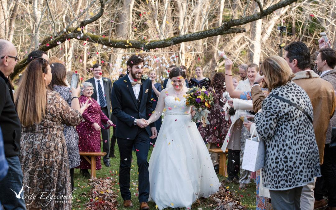 Woodhouse Manor Wedding